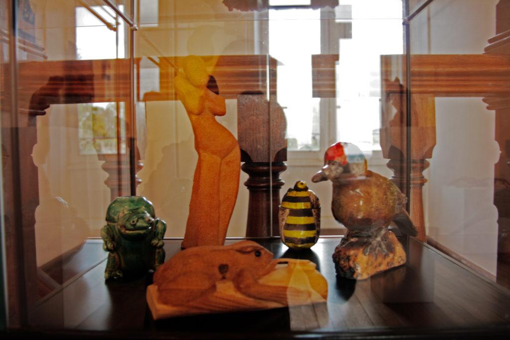diverses réalisations en tous genre asso la poterie de saint porchaire