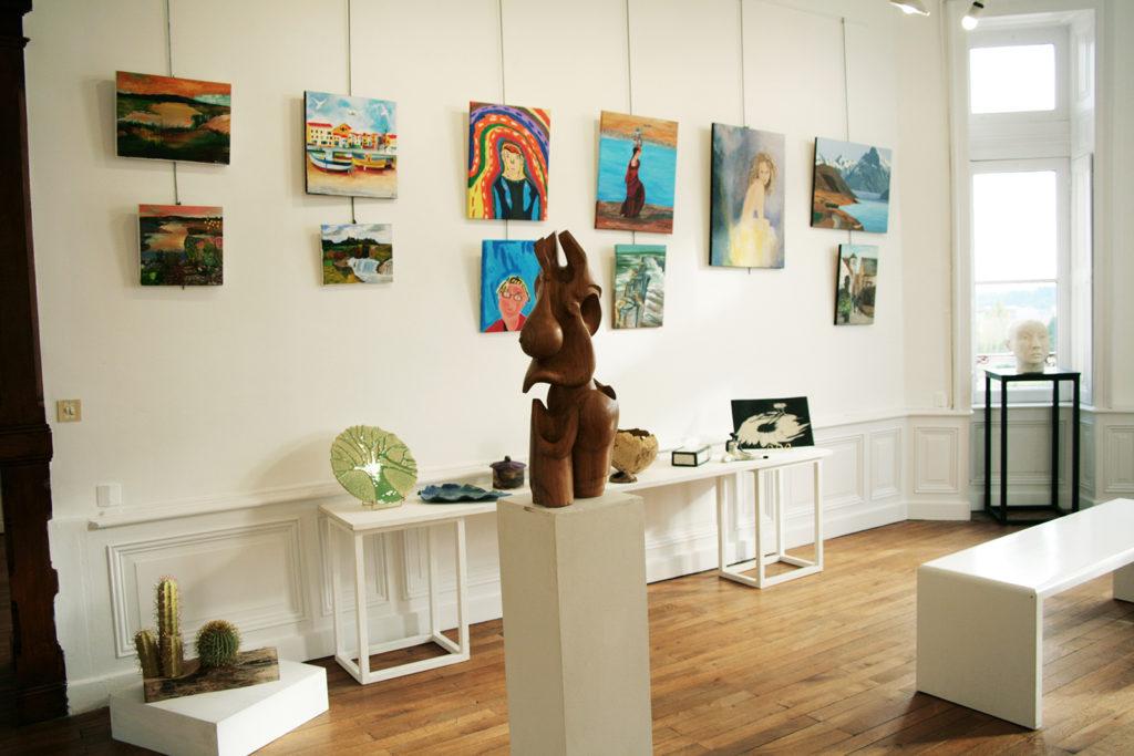 exposition ateliers la poterie de st porchaire