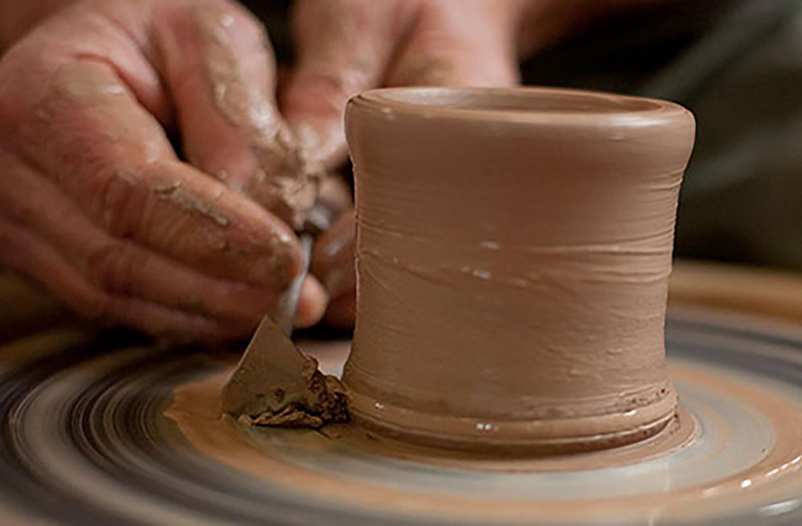 poterie de saint porchaire stage de tournage octobre 2020